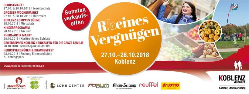 R H Eines Vergnugen In Koblenz Koblenz Stadtmarketing